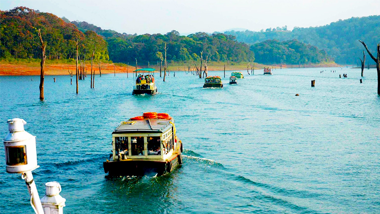 Thekkady Tour Packages